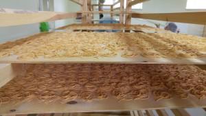 Siera un makaronu ražotne Raunā