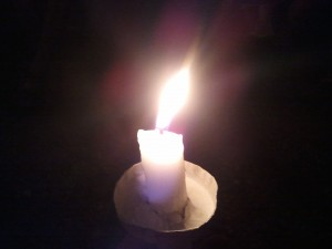 candel svece
